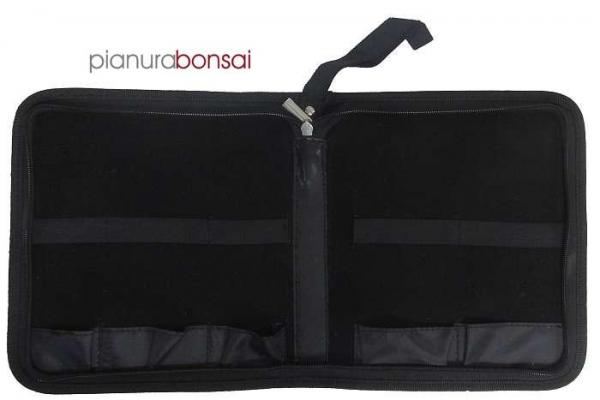 Custodia per attrezzi Bonsai rigida da 5pz