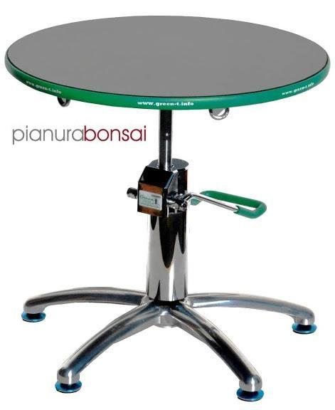 Tavolo per Bonsai da lavoro Green T Professional Turntable BASIC